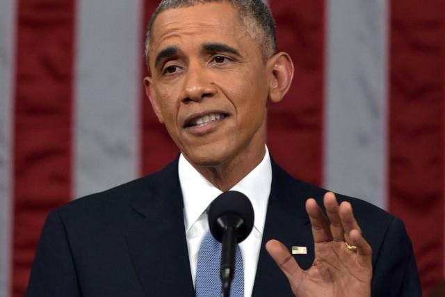 Les républicains ont accusé le président Barack Obama... (Photo Mandel Ngan, archives AP)