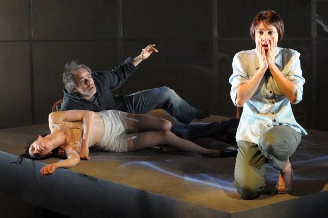 Jean-François Casabonne, Rachel Graton et Violette Chauveau défendront... ((Courtoisie))