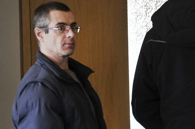 Carl Dupéré risquait 48 mois de prison. Devant... ((Photo Jeannot Lévesque))