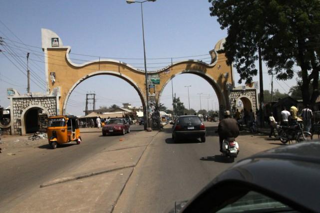 Au Nigeria, la montée en puissance de Boko... (Photo Afolabi Sotunde, Reuters)