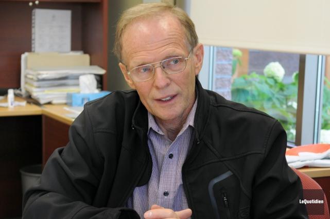 Le président du Syndicat des producteurs de bois... ((Archives Le Quotidien))