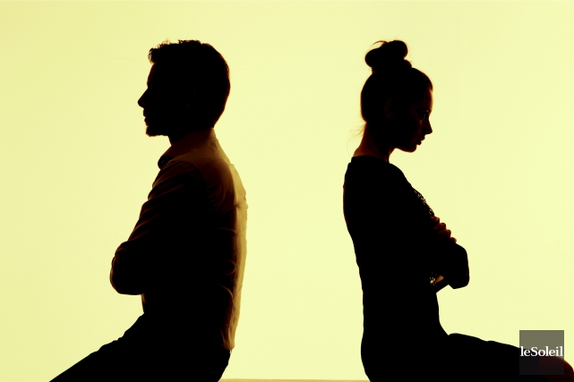 Nous devons malheureusement en conclure qu'en droit conjugal... (Photothèque Le Soleil)