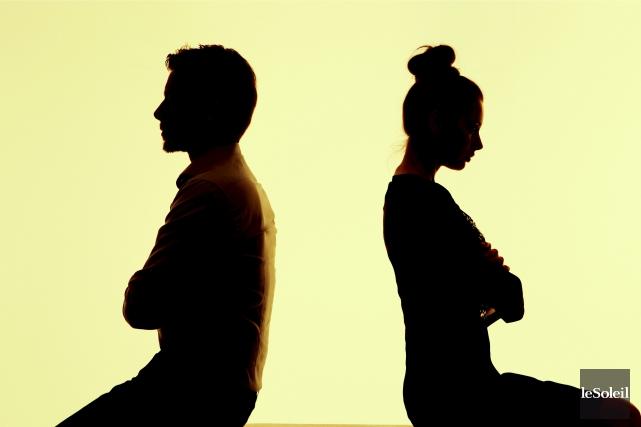 Selon André Goudreau, planificateur financier,un divorce, c'est toujours... (Photothèque Le Soleil)