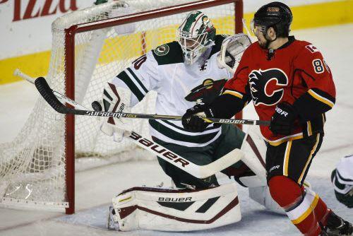 Sean Bergenheim a inscrit le but gagnant tard en troisième période et il a aidé... (Photo Jeff McIntosh, La Presse canadienne)
