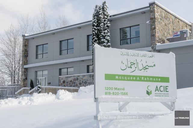 L'Association culturelle islamique de l'Estrie (ACIE) a entrepris des démarches... (Imacom, Frédéric Côté)