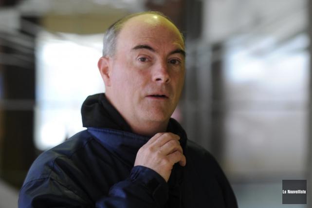 Yves Lambert connaîtra sa sentence le 19 février.... (Photo: Sylvain Mayer Le Nouvelliste)