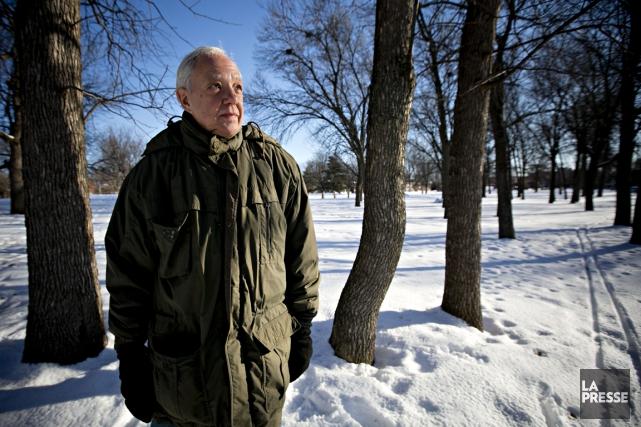 L'écrivain Sergio Kokis raconte ses pérégrinations dans Le... (Photo François Roy, La Presse)