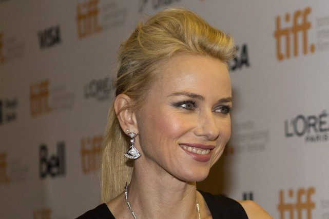 Naomi Watts... (Photo Nathan Denette, archives PC)
