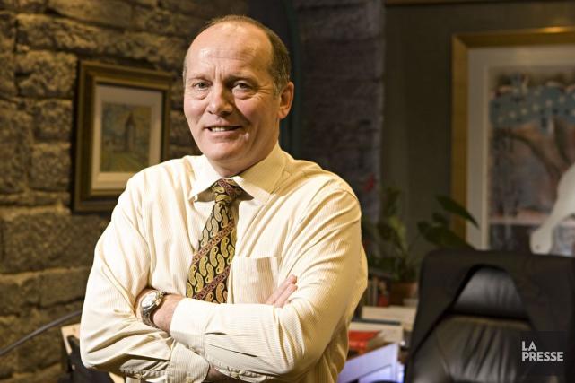 Philippe Duval a été président de la SAQ... (Photo François Roy, La Presse)