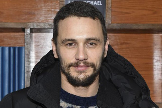 James Franco... (Photo Scott Roth, AP)