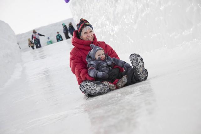 Tous les week-ends jusqu'au 16 février, le Bal de neige propose une foule... (Photo fournie par la Commission de la capitale nationale)