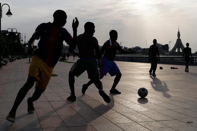 La ville de Bata en Guinée équatoriale est... (PHOTO AP)