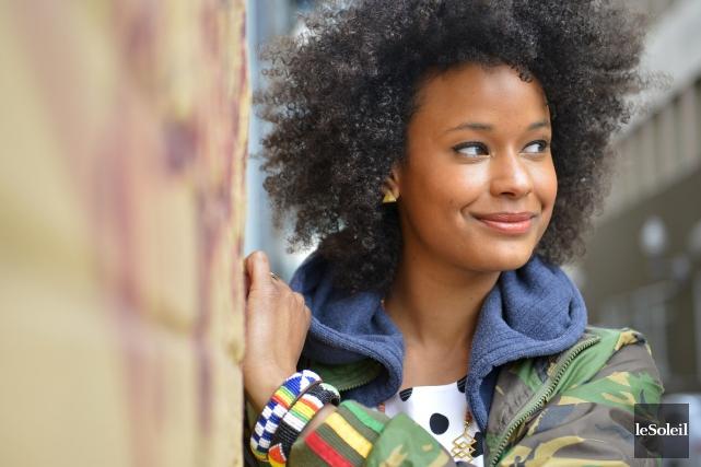 Marième Ndiaye animera en avril 3 filles célibataires,... (Photothèque Le Soleil, Yan Doublet)