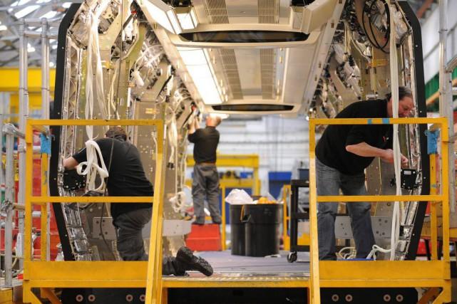 Ces dernières années, Bombardier n'a pas profité autant... (Photo archives La Presse Canadienne)