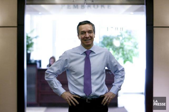 Nicolas Chevalier, chef de la direction du risque... (PHOTO FRANCOIS ROY, LA PRESSE)
