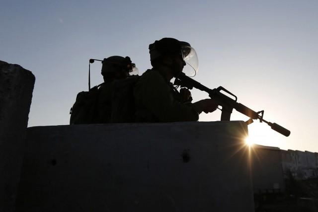 L'armée israélienne a décidé cette semaine d'exclure 43 réservistes de la... (PHOTO MOHAMAD TOROKMAN, ARCHIVES REUTERS)