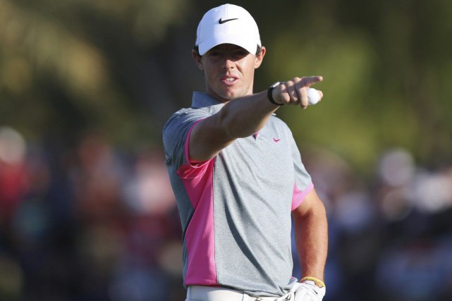 Rory McIlroy... (Photo Reuters)