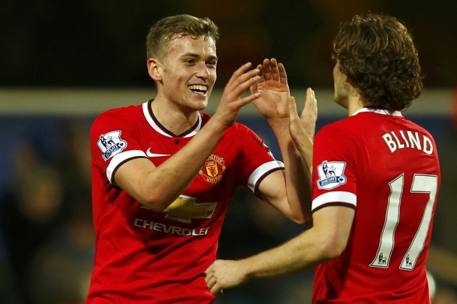 James Wilson et Daley Blin... (Photo Eddie Keogh, Reuters)