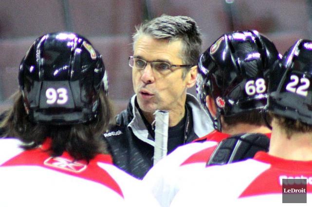 Selon l'entraîneur Dave Cameron: «Il faudra jouer exactement... (Étienne Ranger, Archives LeDroit)