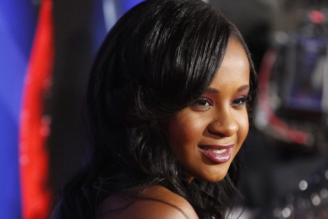 Bobbi Kristina Brown a été trouvée par son... (PHOTO FRED PROUSER, ARCHIVES REUTERS)