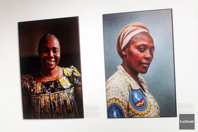 L'exposition de photos de Pete Muller nous emporte... (Etienne Ranger, LeDroit)