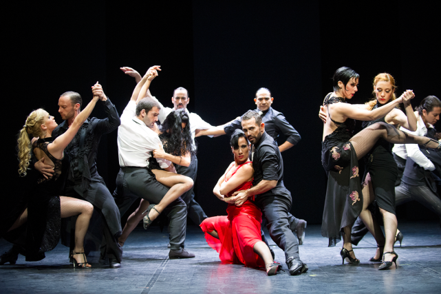 Le tango de Sidi Larbi Cherkaoui se danse... (Tristram Kenton)
