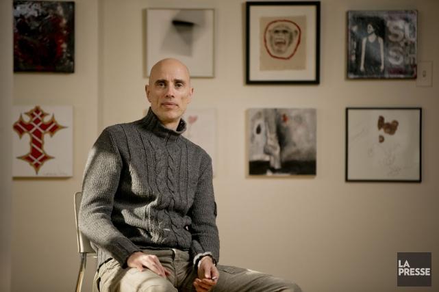 James Hyndman est porte-parole de l'organisme Les Impatients,... (PHOTO DAVID BOILY, LA PRESSE)
