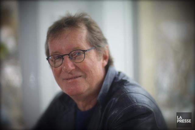 Le comédien Marc Messier... (André Pichette, La Presse)