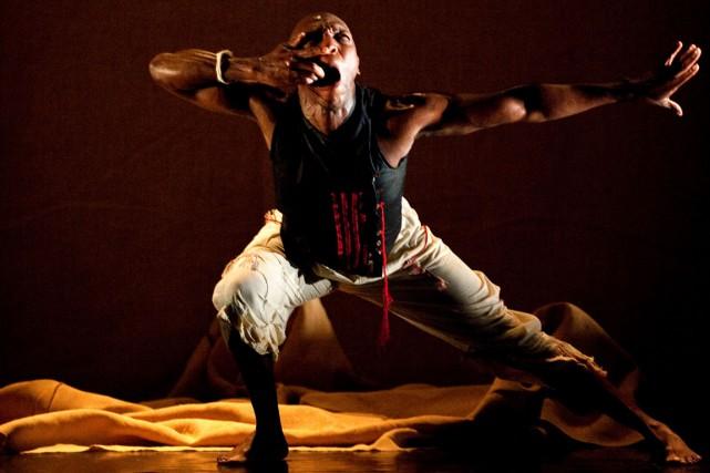 Le chorégraphe sud-africain Vincent Sekwati Koko Mantsoe... (Courtoisie)