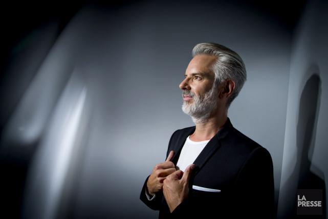 Philippe Dubuc a été nommé Designer de l'année... (Photo Alain Roberge, Archives La Presse)