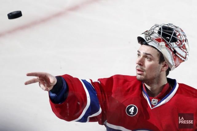 Le Canadien joue actuellement avec énormément de confiance... (PHOTO ROBERT SKINNER, LA PRESSE)