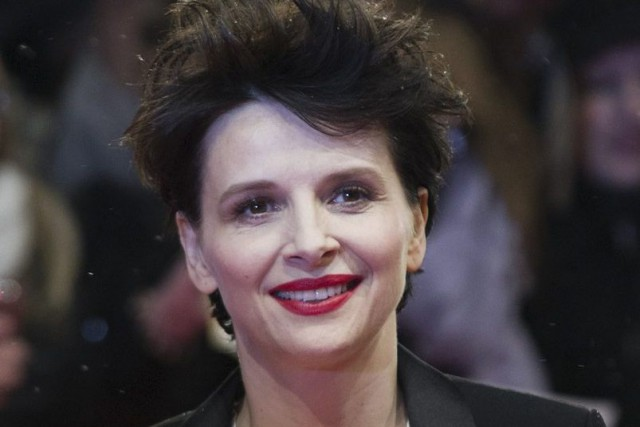 Juliette Binoche, à l'affiche de Nobody Wants the Night,... (Photo JOHN MACDOUGALL, archives AFP)