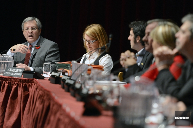 Les autorités de Saguenay s'attendent à ce que... ((Archives Le Quotidien))