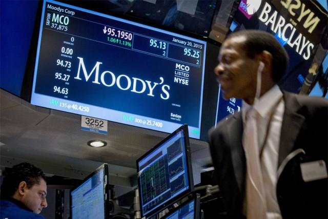 Les informations concernant Moddy's à la Bourse de... (Photo BRENDAN MCDERMID, Reuters)