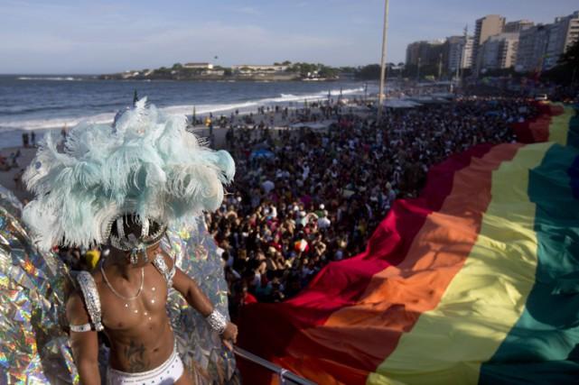 Le Brésil s'est vu attribuer la palme de... (Archives AP)