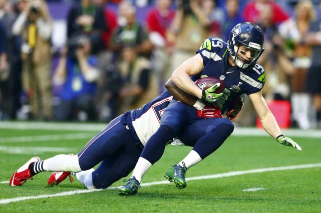 Relisez le clavardage du match du Super Bowl XLIX opposant les Seahawks de... (Photo: Reuters)