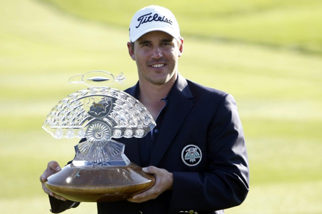 Brooks Koepka... (Photo: AP)