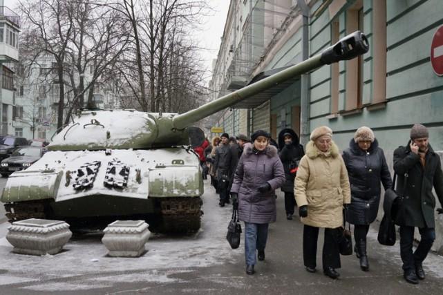 Les États-Unis ont accusé la Russie de mener... (Photo: AP)