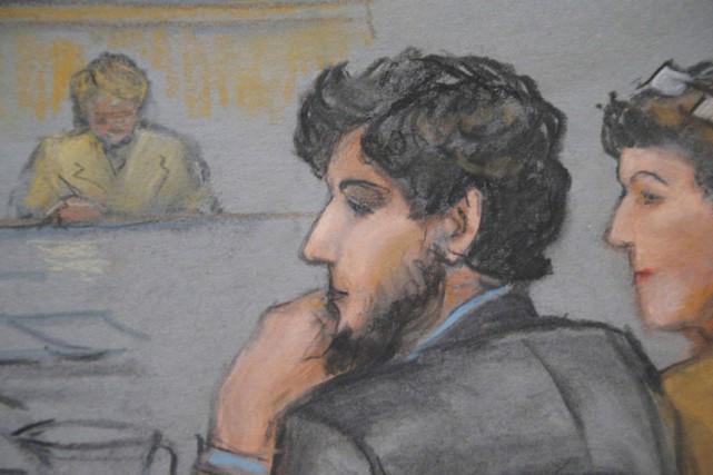Les avocats deDjokharTsarnaevont clairement établi qu'ils tenteraient de... (Photo: Reuters)