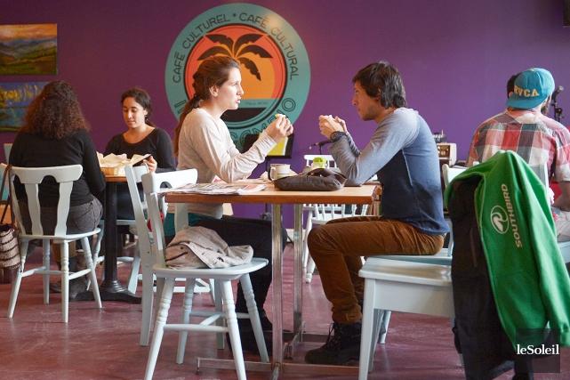 L'hospitalité et la chaleur humaine typique des citoyens de l'Amérique du Sud... (Le Soleil, Yan Doublet)