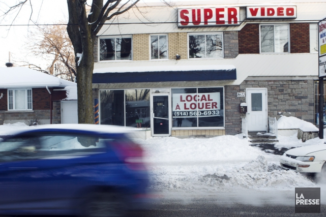 C'est dans ce local de l'est de Montréalque... (PHOTO OLIVIER JEAN, ARCHIVES LA PRESSE)