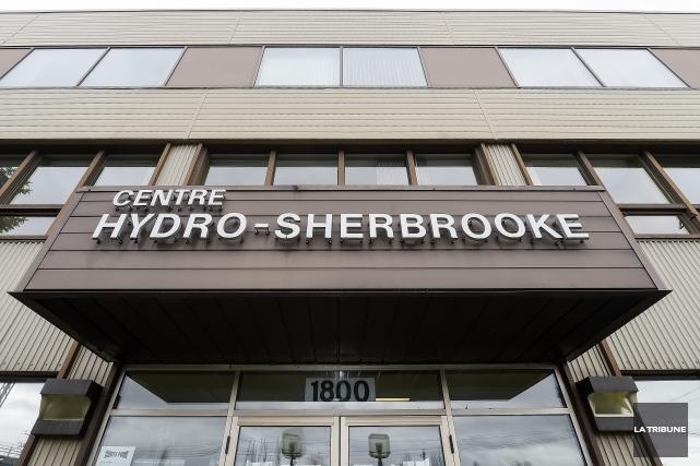 La Ville de Sherbrooke a conclu un partenariat de trois ans avec l'entreprise... (Archives La Tribune, Frédéric Côté)