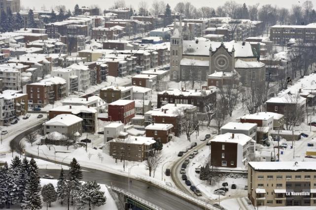 Depuis 2005, la Ville de Shawinigan a perdu... (Photo: Stéphane Lessard, Le Nouvelliste)