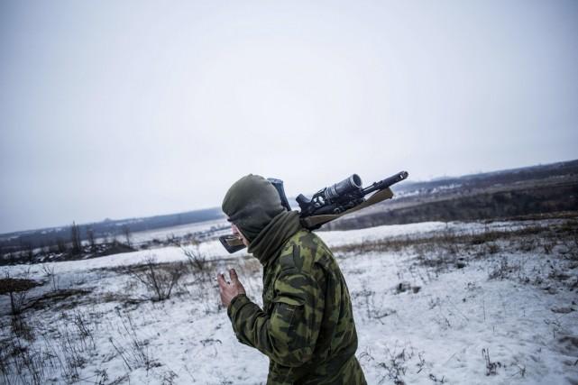 La semaine dernière, les rebelles avaient déjà menacé... (PHOTO MANU BRABO, ARCHIVES AFP)