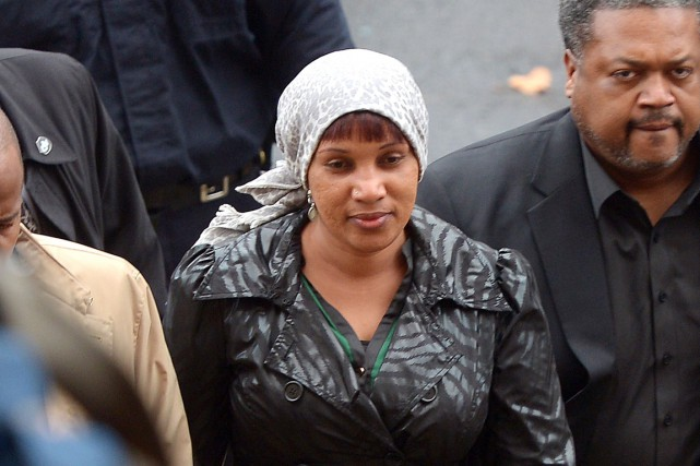 Nafissatou Diallo a accusé l'ex-patron du FMI et... (PHOTO Emmanuel DUNAND, ARCHIVES AFP)