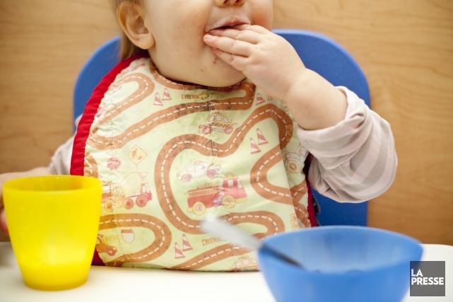 De nombreux aliments préparés à l'intention des enfants contiennent des... (Archives La Presse)