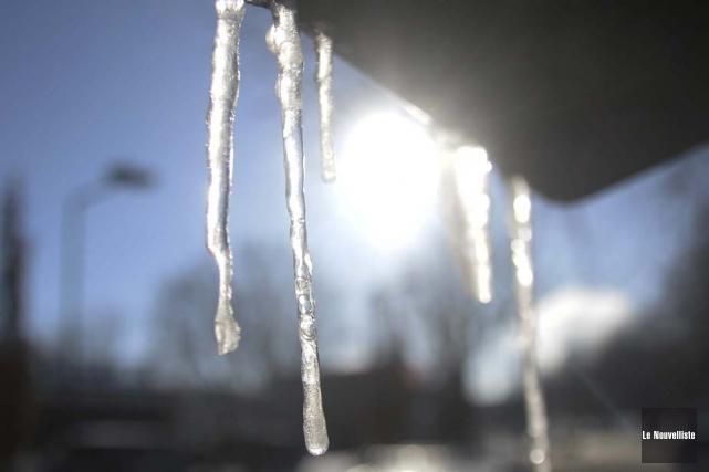 Attachez vos tuques, comme en janvier, le froid... (Photo: Sylvain Mayer, Le Nouvelliste)
