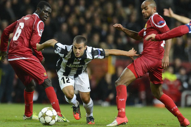 Sebastian Giovinco... (PHOTO JONATHAN NACKSTRAND, ARCHIVES AFP)