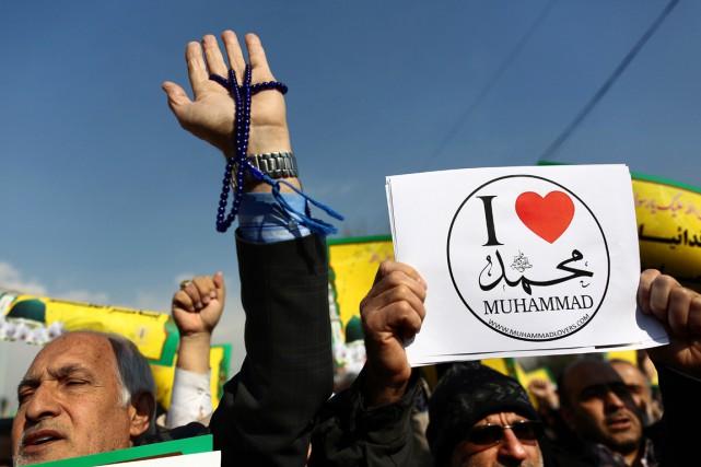 Plusieurs manifestants étaient descendus dans les rues de... (PHOTO BEHROUZ MEHRI, ARCHIVES AFP)