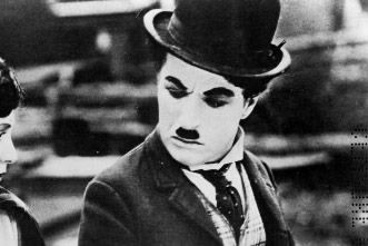 Charlie Chaplin... (PHOTO FOURNIE PAR RADIO-CANADA)